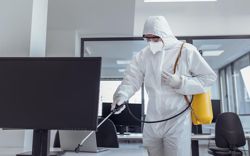 decontamination-cleaning